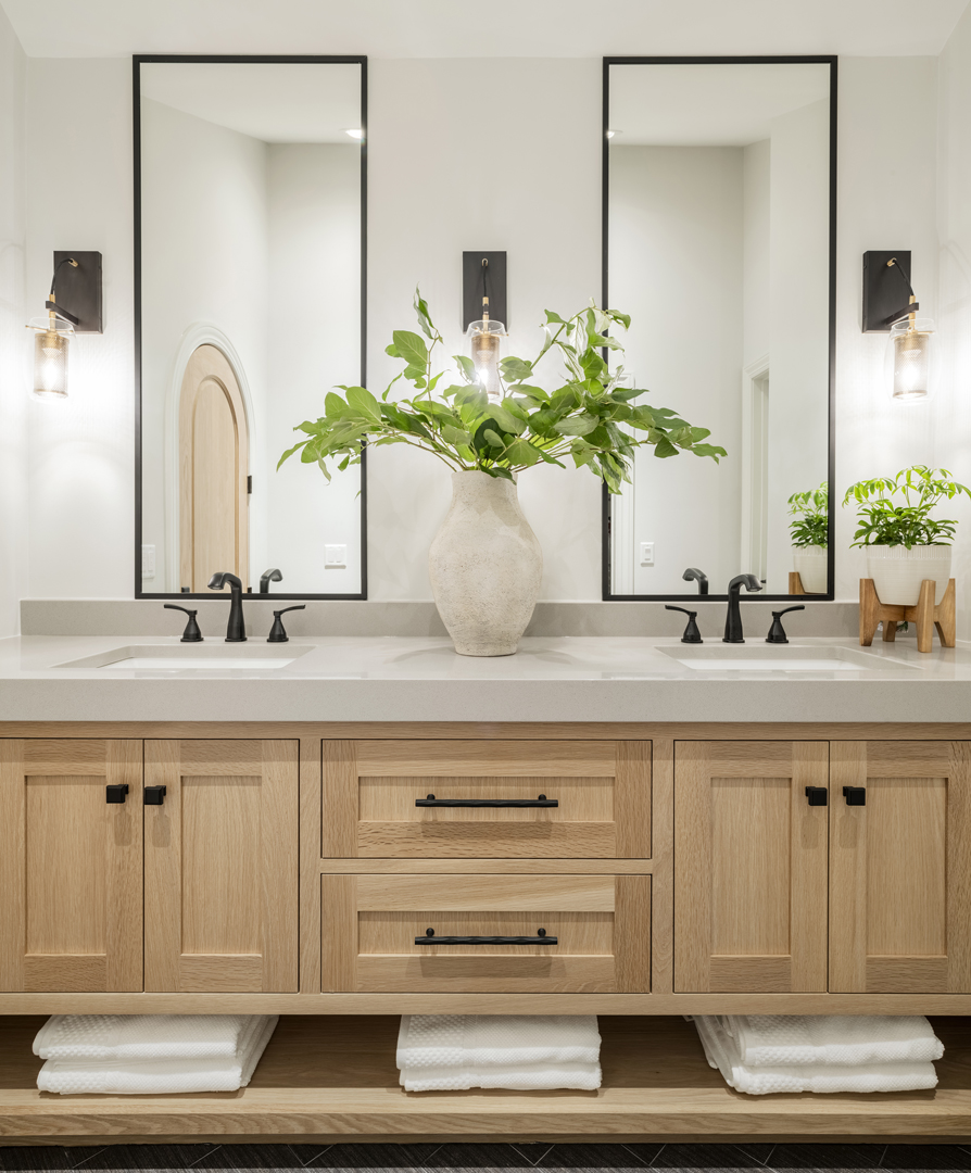 Creating A Spa Like Bathroom With Modern Vibes Beautiful Chaos